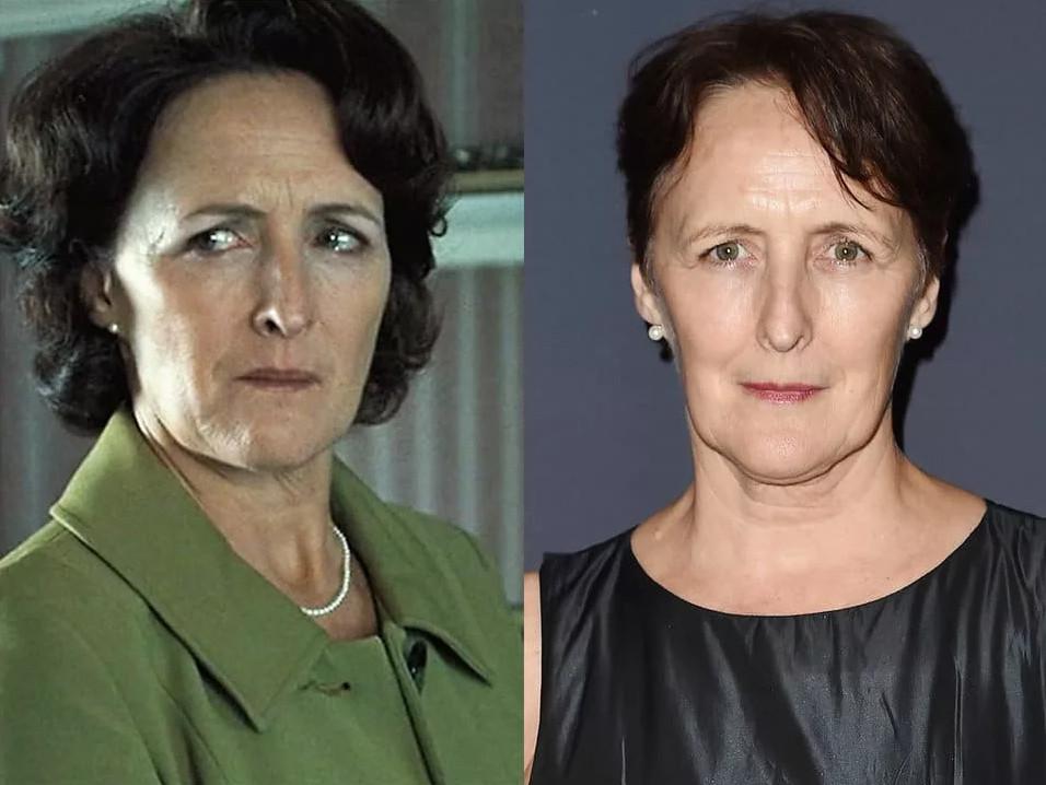 Актеры фильма о Гарри Поттере: что они делали после съемок и где они сейчас - Тетя Петуния - Фиона Шоу