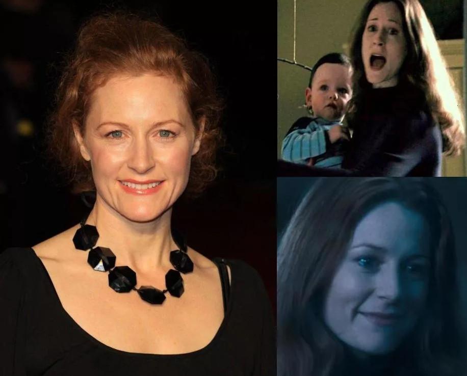 Актеры фильма о Гарри Поттере: чем они занимались после съемок и где они сейчас - Лили Поттер - Джеральдин Сомервилль