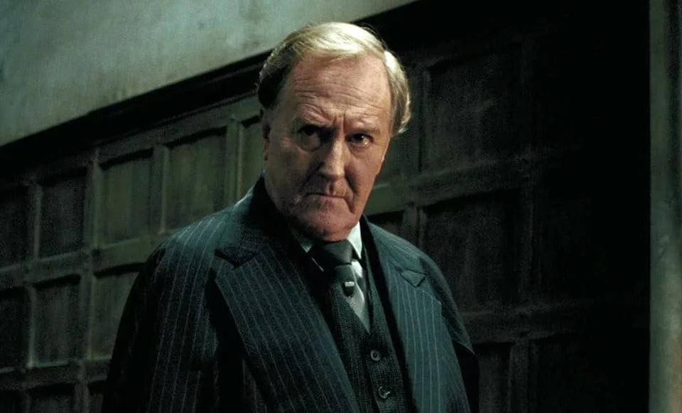 Актеры фильма о Гарри Поттере: чем они занимались после съемок и где они сейчас - Корнелиус Фадж - Роберт Харди